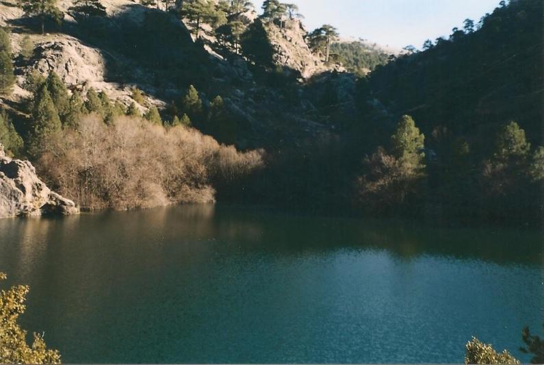 880 8 - Finca de 600 hectáreas en Cazorla (Jaén) de recreo con pastos para ganado, mucha agua y caza