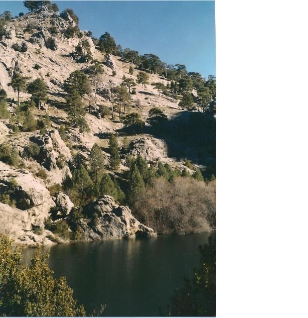 880 9 - Finca de 600 hectáreas en Cazorla (Jaén) de recreo con pastos para ganado, mucha agua y caza