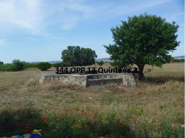 344 OPP Fincas Rústicas SurOeste - Finca de 13 has en Quintana de la Serena, llana