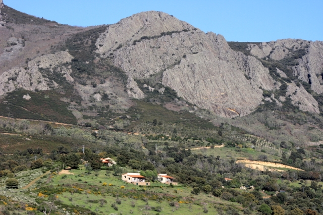431 OPT Fincas Rústicas SurOeste - Finca y negocio de Turismo Rural en zona Villuercas (Extremadura), en funcionamiento, emplazamiento privilegiado