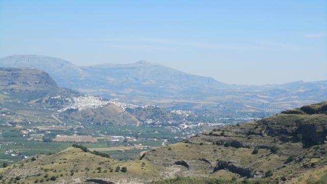 459 OPM Fincas Rústicas SurOeste 2 - Finca de 380 has en Pizarra (Málaga)