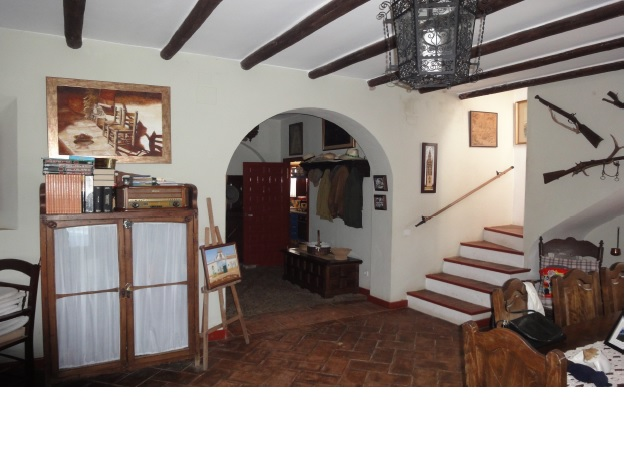 675 OPP Fincas Rústicas SurOeste 1 - Finca de 70 has a 27 km de Sevilla, en Sierra Norte