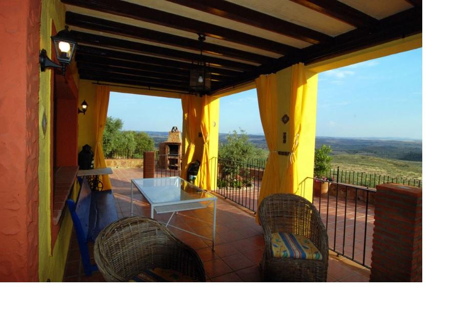 952 OPP Fincas Rústicas SurOeste 1 - Preciosa finca 20 hectáreas con explotación turismo rural en Hornachos (Badajoz)