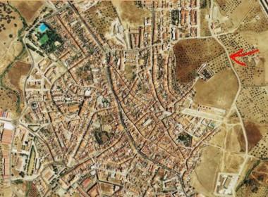 529 OPU Fincas Rústicas SurOeste 380x280 - Solar urbano de 8.500 m2 en el centro de Monesterio (Badajoz), buena inversión.