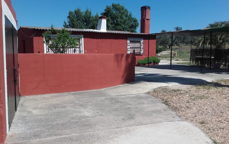 158 OPP Fincas Rústicas SurOeste 2 1170x738 - Parcela de 4.5 hectáreas a diez minutos de Mérida. Vega de rio, casa 100m2, ideal caballos, o cultivo en secano o regadío